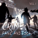 Various Artists - Crime Panic and Escape, Vol. 1