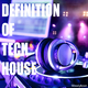 Various Artists - Definition of Tech House