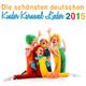 Various Artists Die schönsten deutschen Kinder Karneval Lieder 2015