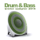 Various Artists Drum & Bass Winter Sampler 2014