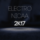 Various Artists Electro Nicaa 2k17