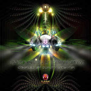Various Artists - Everything Is Connected(Compiled By Duality Breaker) (D-a-r-k Records)