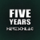 Various Artists - Five Years Herzschlag