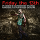 Various Artists Friday the 13th: Gabber Horror Show