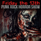Various Artists Friday the 13th: Punk Rock Horror Show