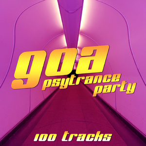 Various Artists - Goa - Psytrance Party - 100 Tracks (Trance Gold Records)