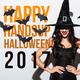 Various Artists Happy Handsup Halloween 2017