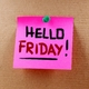 Various Artists - Hello Friday!