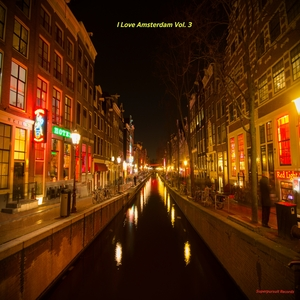 Various Artists - I Love Amsterdam, Vol. 3 (SUPERPURSUIT Records)