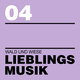 Various Artists Lieblingsmusik 04