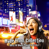 Made from Collection (Best Of House Played In U.S.A.) by Various Artists mp3 download