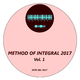 Various Artists Method of Integral 2017, Vol. 1