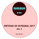 Various Artists Method of Integral 2017, Vol. 4