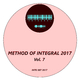 Various Artists Method of Integral 2017, Vol. 7