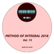 Various Artists - Method of Integral 2018, Vol. 15