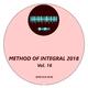 Various Artists Method of Integral 2018, Vol. 16