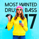 Various Artists Most Wanted Drum & Bass 2017