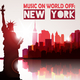 Various Artists Music on World off: New York