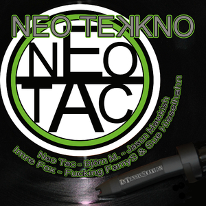 Various Artists - Neo Tac - Neo Tekkno (Intensivstation)