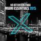 Various Artists - No Attention Trax Miami Essentials 2015