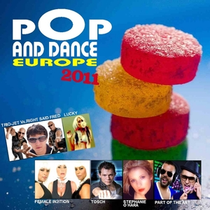 Various Artists - Pop and Dance Europe (Sounds United)