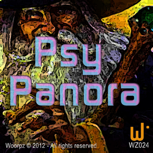 Various Artists - Psy Panora  (Woorpz Records)