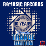 Rgmusic Records 10 Years Anniversary Party - Trance Edition by Various Artists mp3 download