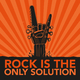 Various Artists Rock Is the Only Solution