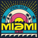Spring Break Miami: Edm 2018 by Various Artists mp3 download