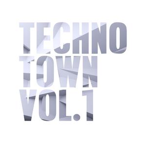 Various Artists - Techno Town, Vol. 1 (Technosforza)