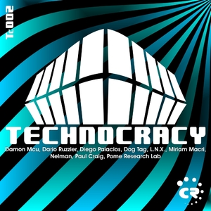 Various Artists - Technocracy 002 (Chibar Records)