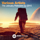 Various Artists - The January Releases EP 2015