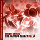 Various Artists The Various Genres Vol.3 EP 2015