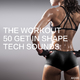 Various Artists - The Workout 50 Get in Shape Tech Sounds
