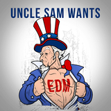 Uncle Sam Wants EDM by Various Artists mp3 downloads