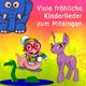 Various Artists - Viele fröhliche Kinderlieder zum Mitsingen