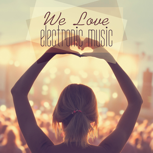 Various Artists - We Love Electronic Music (Hotpicks Recordings (Usa))