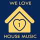Various Artists We Love House Music 1