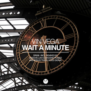 Vin Vega - Wait a Minute (Schicker Recordings)