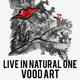 Vood Art Live in Natural One