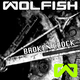 Wolfish Broken Clock