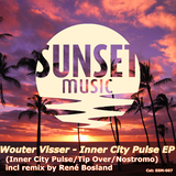 Inner City Pulse EP by Wouter Visser mp3 downloads