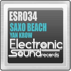 Yan Krow - Saxo Beach (Electronic Sound Records)