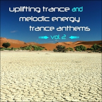 cover of the energy trance compilation