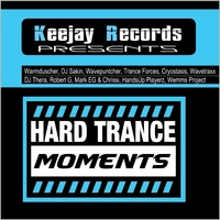 cover of the hard trance compilation