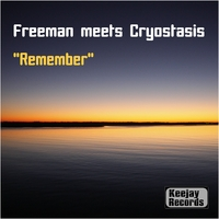 cover of the trance release remember