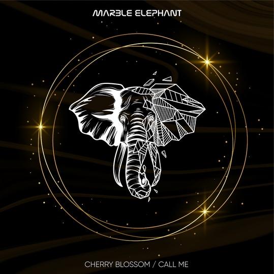 Marble Elephant - Cherry Blossom / Call Me
