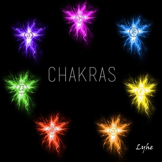 LYHE - Chakras