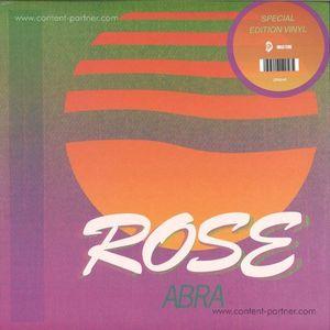 ABRA - Rose (2LP+ Mp3 (Ninja Tune)