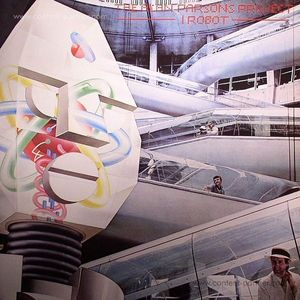 ALAN PARSONS PROJECT - i robot (music on vinyl)